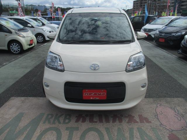 「トヨタ」「ポルテ」「ミニバン・ワンボックス」「福岡県」の中古車2