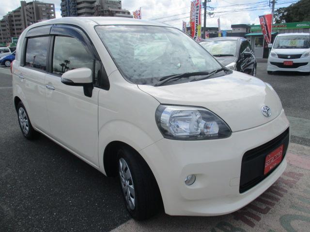 「トヨタ」「ポルテ」「ミニバン・ワンボックス」「福岡県」の中古車3