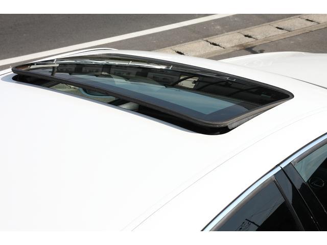 レクサス LS LS460バージョンS黒革エアロカールソン20AWサスコン