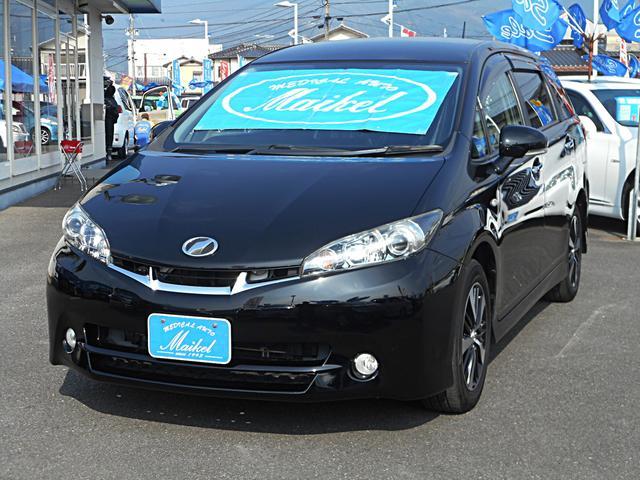 「トヨタ」「ウィッシュ」「ミニバン・ワンボックス」「佐賀県」の中古車7