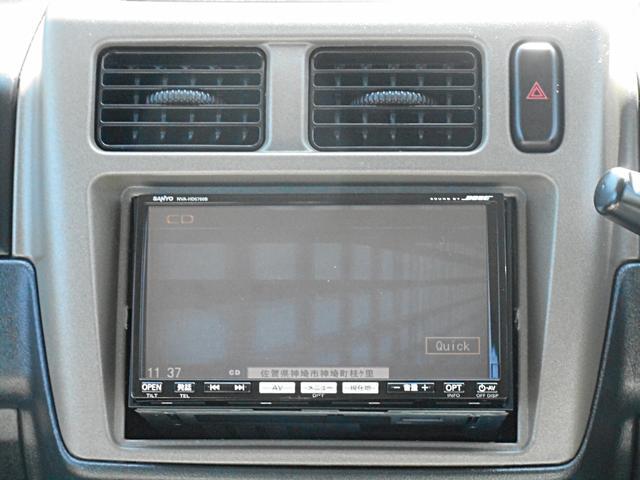 XR HDDナビ DVDビデオ再生 背面タイヤカバー付(10枚目)