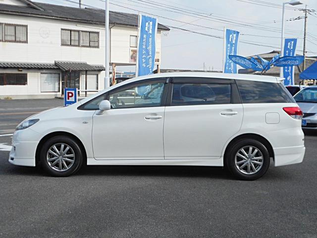 「トヨタ」「ウィッシュ」「ミニバン・ワンボックス」「佐賀県」の中古車10