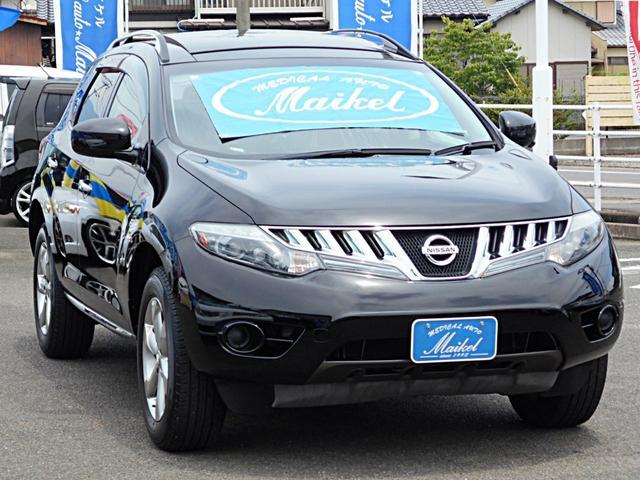 「日産」「ムラーノ」「SUV・クロカン」「佐賀県」の中古車6