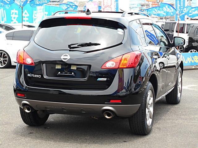 「日産」「ムラーノ」「SUV・クロカン」「佐賀県」の中古車8
