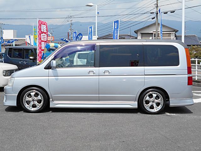 「ホンダ」「ステップワゴン」「ミニバン・ワンボックス」「佐賀県」の中古車5