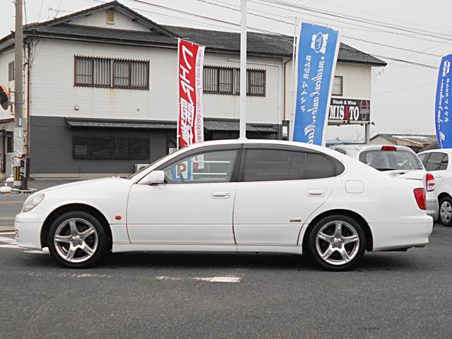 「トヨタ」「アリスト」「セダン」「佐賀県」の中古車5