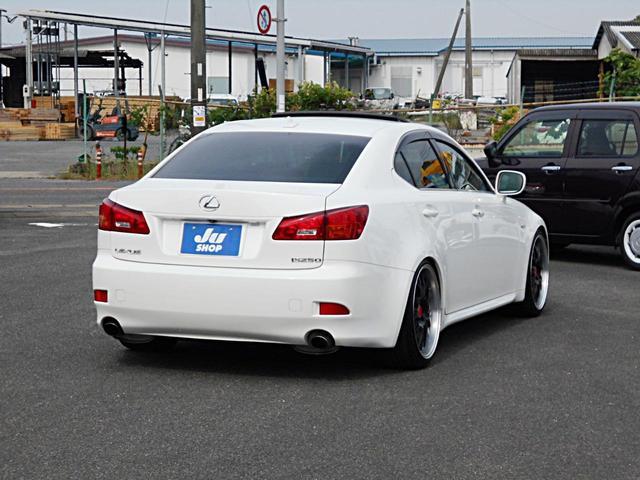 「レクサス」「IS」「セダン」「佐賀県」の中古車13