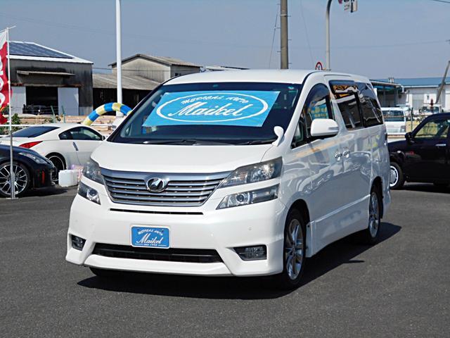 「トヨタ」「ヴェルファイア」「ミニバン・ワンボックス」「佐賀県」の中古車9