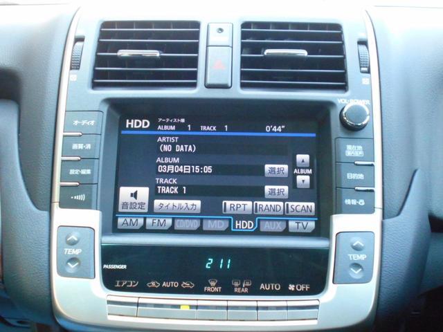 Aタイプ サンルーフ HDDナビ モデリスタエアロ DVDビデオ再生 フルセグTV Bluetoothオーディオ コンビハン&ノブ 全席パワーシート キセノンオートライト スマートキー ビルトインETC(20枚目)