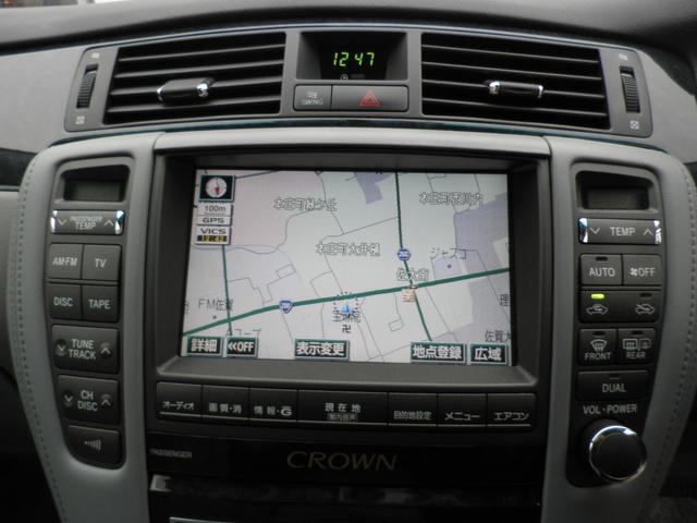 トヨタ クラウン アスリート車高調18インチAWプッシュスタート