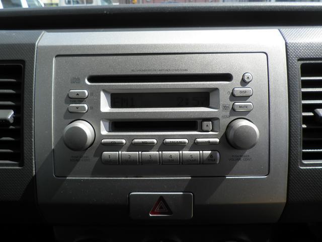 スズキ ワゴンR FA CD MD 5MT
