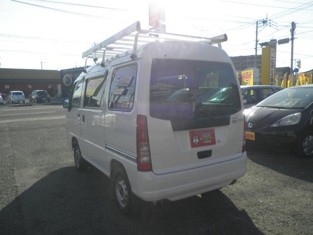 「スバル」「サンバーバン」「軽自動車」「佐賀県」の中古車7