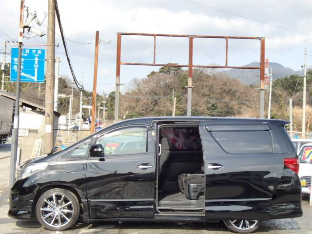トヨタ アルファード 240S プライムセレクションII サンルーフ 社外19AW
