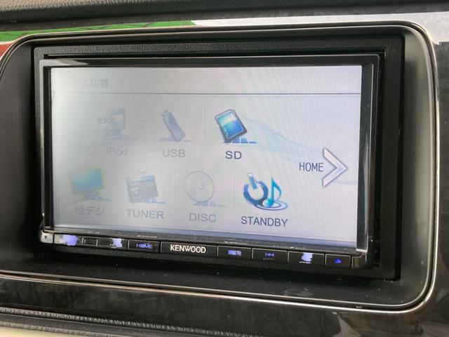 スパーダ24T ナビ フルセグTV バックカメラ ETC DVD再生 ツインムーンルーフ キーレス 電動スライドドア 純正16AW ローダウン(12枚目)