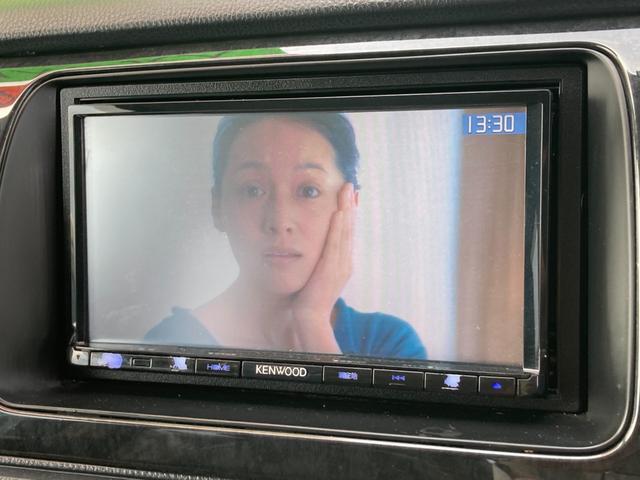 スパーダ24T ナビ フルセグTV バックカメラ ETC DVD再生 ツインムーンルーフ キーレス 電動スライドドア 純正16AW ローダウン(13枚目)