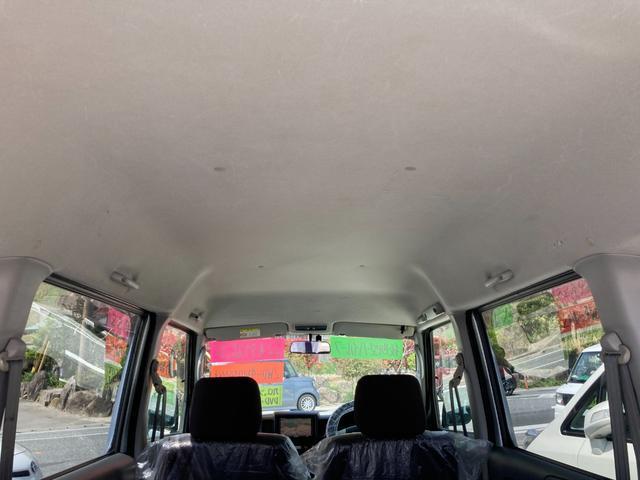 LX パートタイム4WD 楽ナビ ワンセグTV ETC 両側スライドドア 社外15AW(8枚目)