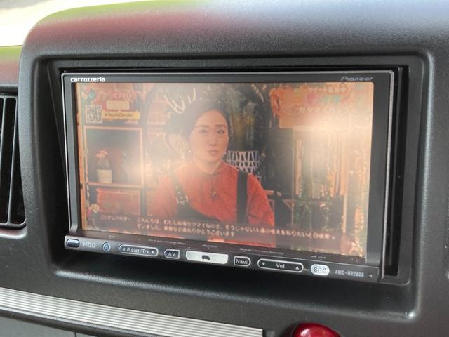 LX パートタイム4WD 楽ナビ ワンセグTV ETC 両側スライドドア 社外15AW(11枚目)