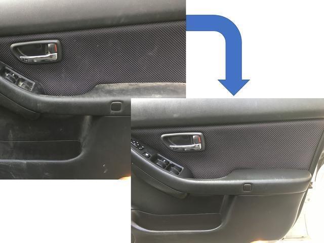 LX パートタイム4WD 楽ナビ ワンセグTV ETC 両側スライドドア 社外15AW(42枚目)