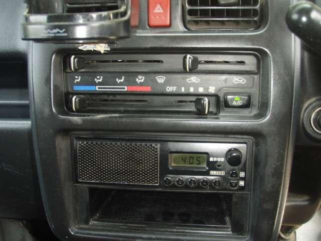 ダンプ エアコン 4WD 5速ミッション(10枚目)