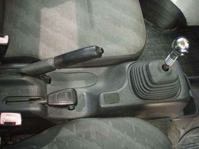 ダンプ エアコン 4WD 5速ミッション(11枚目)