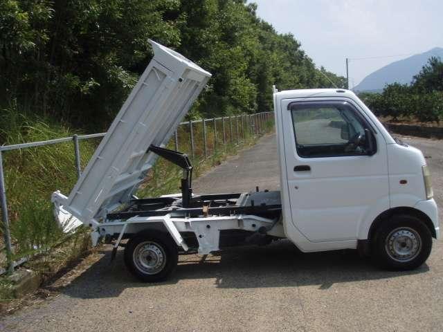 ダンプ エアコン 4WD 5速ミッション(16枚目)