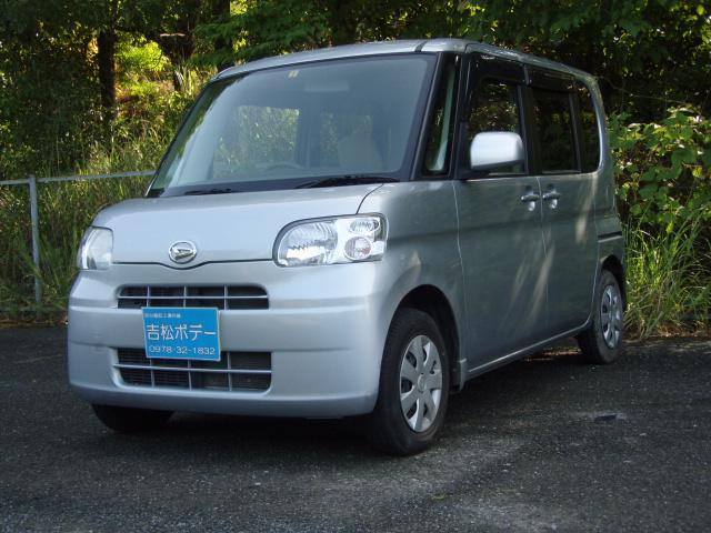 「ダイハツ」「タント」「コンパクトカー」「大分県」の中古車7