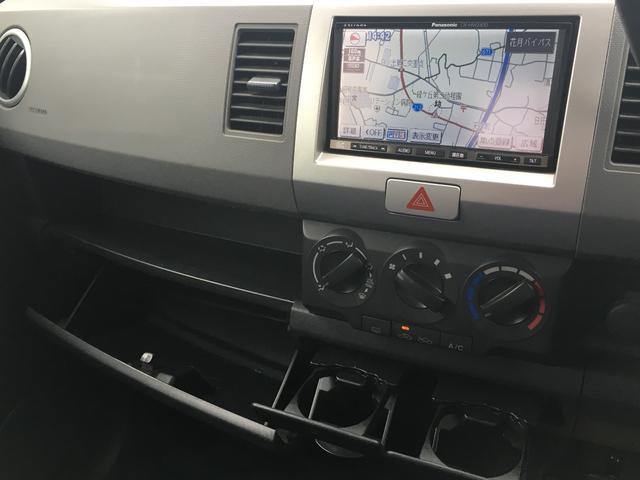 スズキ ワゴンR FX フルセグ SDナビ キーレス