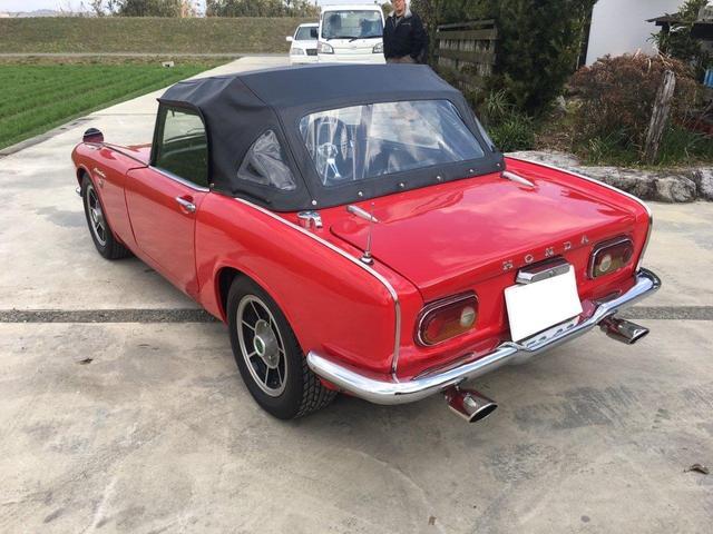 「ホンダ」「S800」「オープンカー」「佐賀県」の中古車7