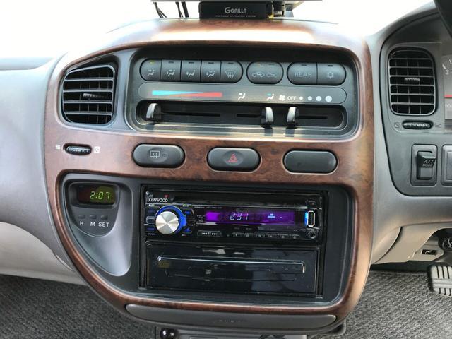 ジャスパー ETC 純正アルミ 4WD オートステップ(16枚目)