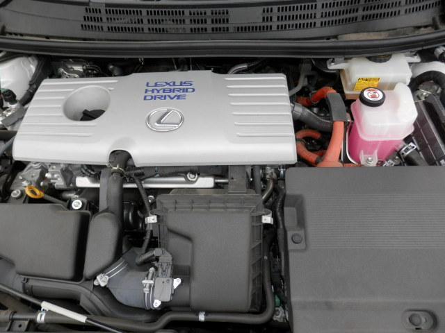 CT200h バージョンL 保証付 HDDナビ 黒革シート(20枚目)