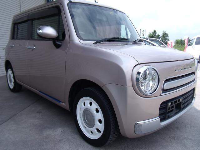 「スズキ」「アルトラパン」「軽自動車」「福岡県」の中古車4