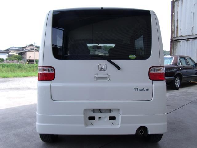 「ホンダ」「ザッツ」「コンパクトカー」「福岡県」の中古車8