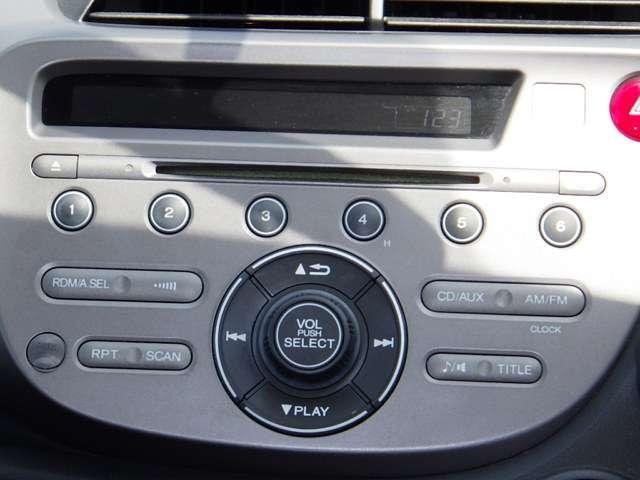 13G Fパッケージ ホンダ純正1体型CDコンポ(10枚目)