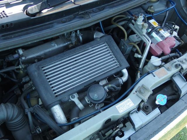 ダイハツ ムーヴ カスタム RS タイミングチェーン式 4気筒ターボ アルミ