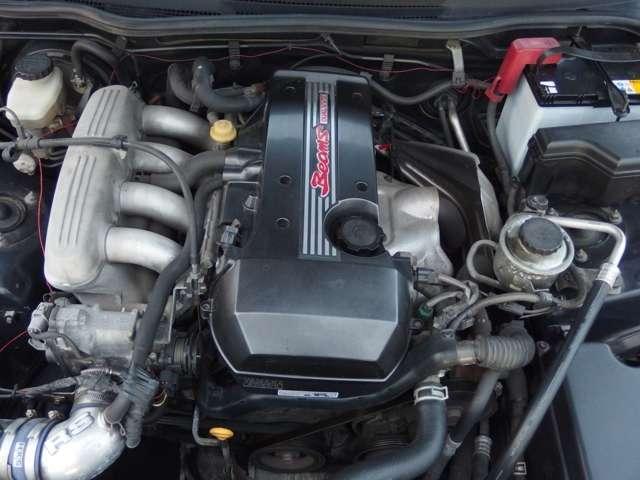 RS200 Zエディション クオリタート Tベルト交換済(6枚目)