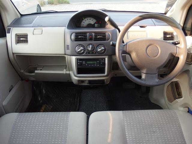 日産 オッティ S タイミングベルト交換渡 CD エアバッグ 電格ミラー