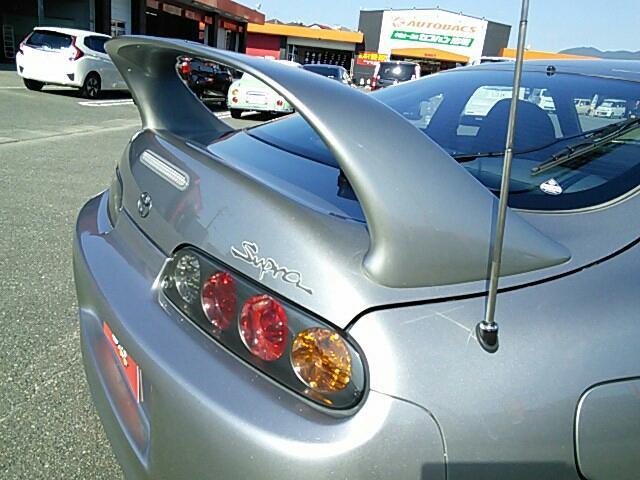 トヨタ スープラ SZ BBS18インチ リアウィング パワーシート