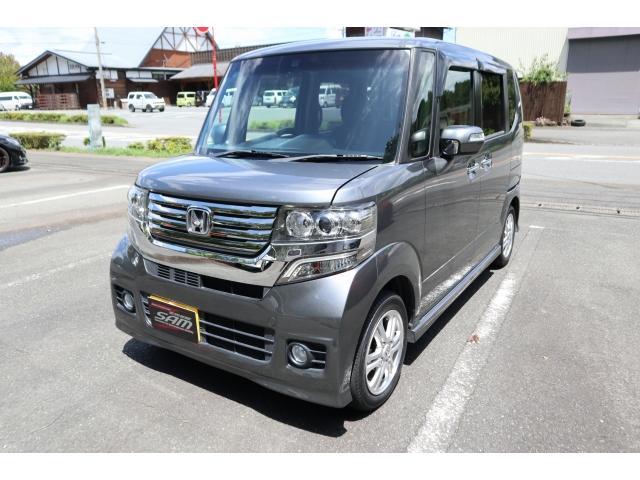 「ホンダ」「N-BOXカスタム」「コンパクトカー」「大分県」の中古車42
