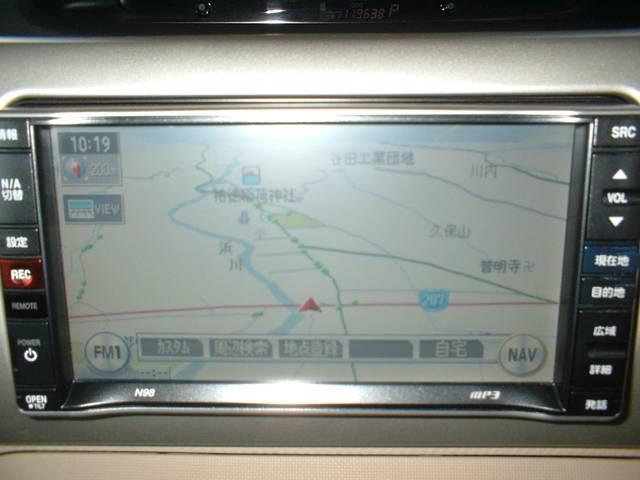 150R  HDDナビ ETC付 左側パワースライドドア(11枚目)
