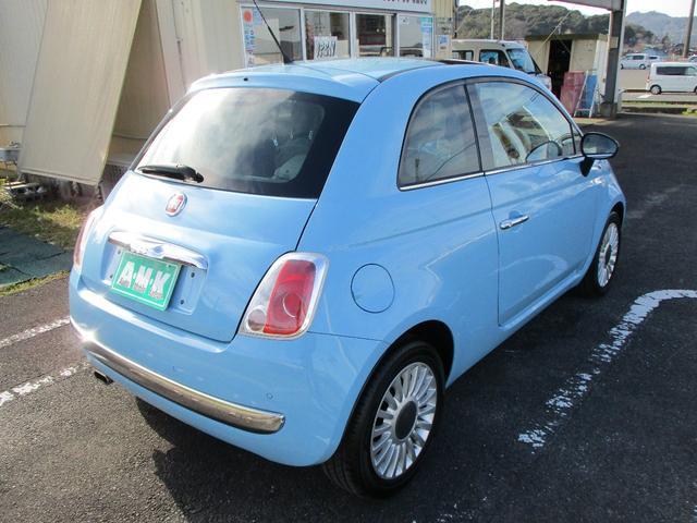 「フィアット」「フィアット 500」「コンパクトカー」「佐賀県」の中古車4