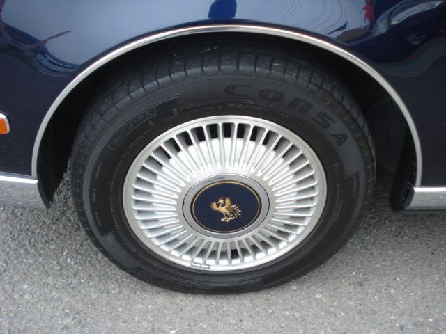 トヨタ センチュリー 標準仕様車 デュアルEMVパッケージ DVDナビ オットマン