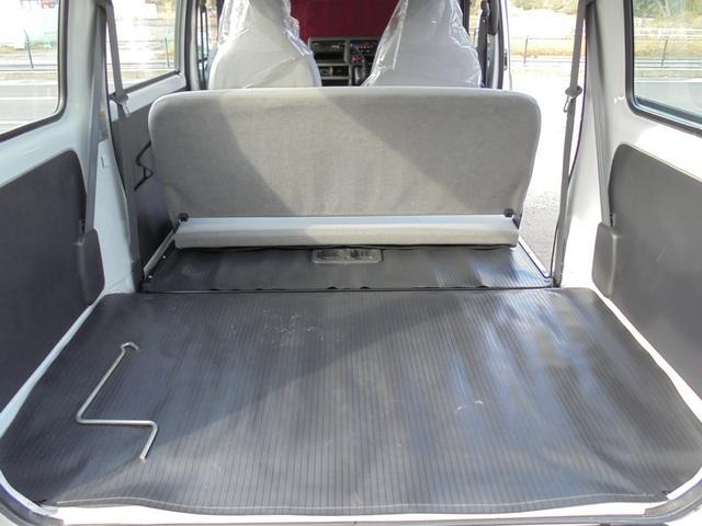 スバル サンバーバン 4WD エアコン パワステ パワーウインドウ