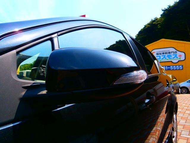 ウインカーミラー付です。他の車両からの視認性も良いので安心です♪