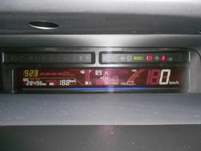 S Lセレクション 走行28500キロ/純正SDナビ・TV/バックカメラ/スマートキー/ETC/禁煙車(19枚目)