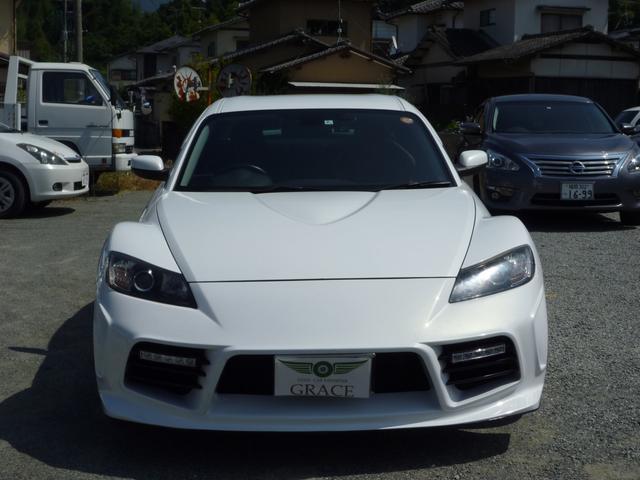 マツダ RX-8 スピリットR MT6速