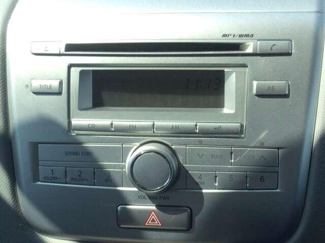 660 XG 純正1体型CDコンポ ベンチシート(10枚目)
