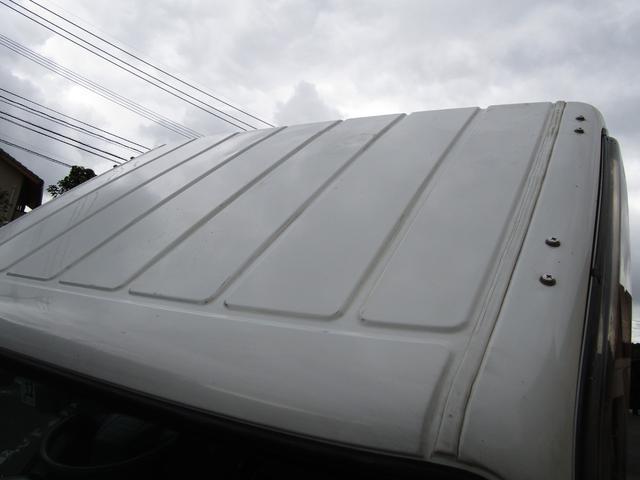 2トン全低床平ボディー ・内外装クリーニング仕上げ・アングル部鉄板張加工有・左側電動格納ミラー・荷台ロープフック有・イージーゴー/坂道発進装置(6枚目)