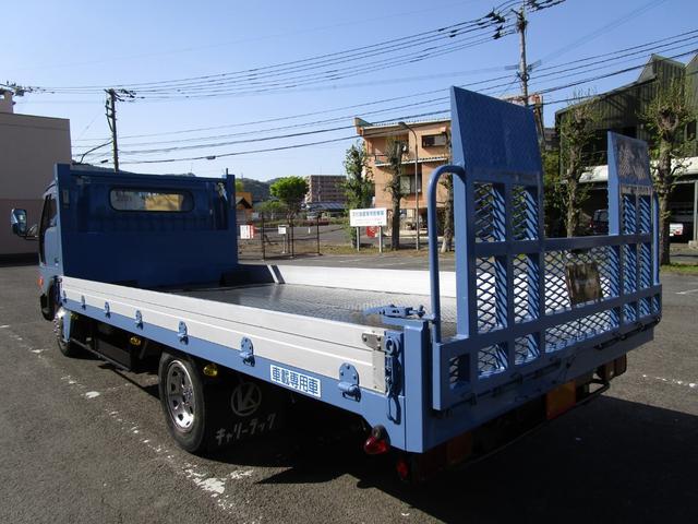 2トン積載車 ・内外装クリーニング仕上げ・ハイジャッキ・荷台後方伸縮・LED作業灯・アルミあおり(5枚目)
