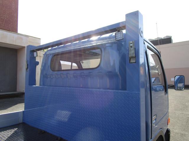 2トン積載車 ・内外装クリーニング仕上げ・ハイジャッキ・荷台後方伸縮・LED作業灯・アルミあおり(7枚目)