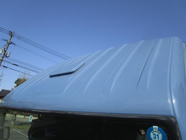 2トン積載車 ・内外装クリーニング仕上げ・ハイジャッキ・荷台後方伸縮・LED作業灯・アルミあおり(8枚目)